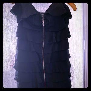 A blackout dress